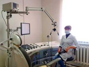 Многопрофильный медицинский центр Медикус Щучинск - кабинет врача риноотоларинголога