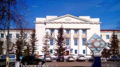 Высший колледж город Щучинск Бурабайский район