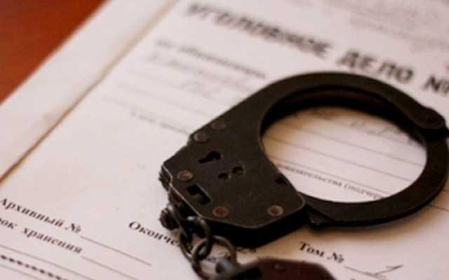 Полицейские задержали жителя Щучинска по подозрению в краже строительных лесов