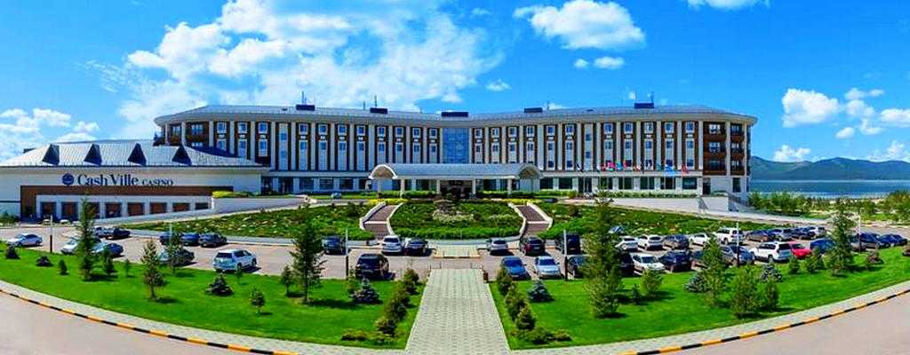 Щучинск Боровое