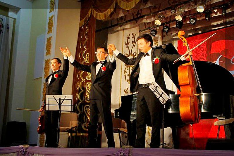 Благотворительный концерт пройдет в Щучинске