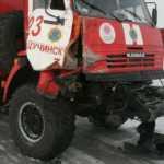 4 декабря в Акмолинской области при столкновении рейсового автобуса и легкового автомобиля погибли четыре человека