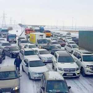 Трасса Астана Щучинск