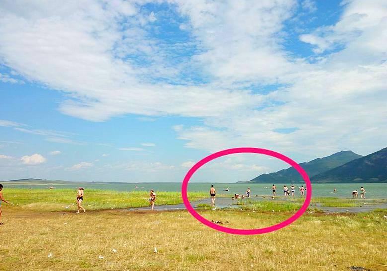 Две девушки утонули вблизи курорта Боровое