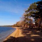 Боровое пляж