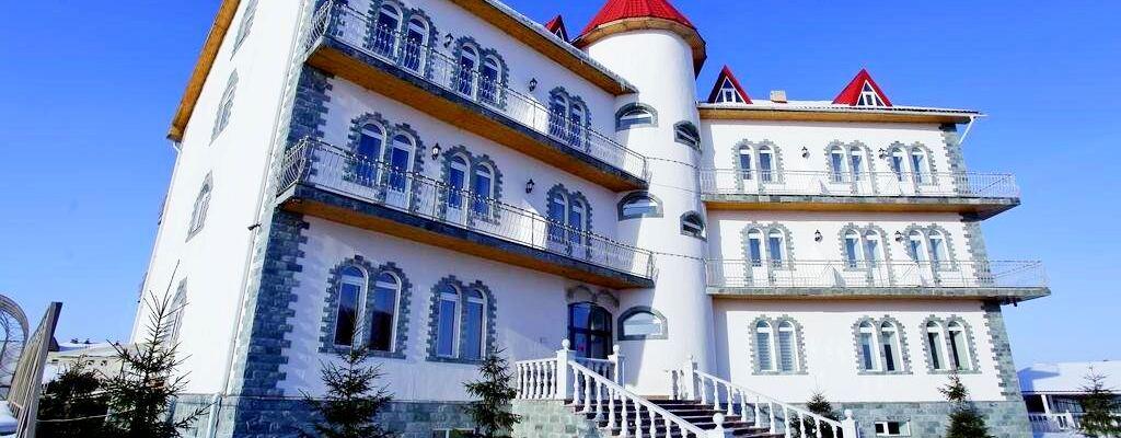 Отель Алтын Кун Боровое