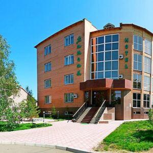 Отель Дом отдыха Жансая Боровое