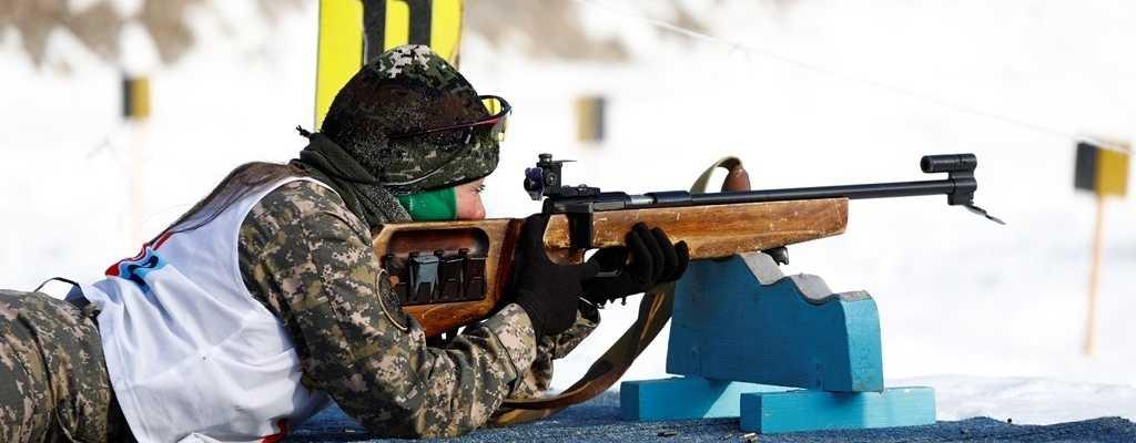 Зимний этап Спартакиады Вооруженных Сил РК