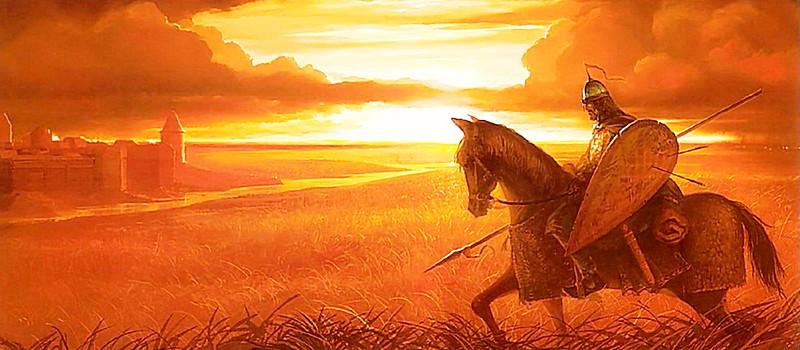 ЖЕКЕБАТЫР (Одинокий батыр или спящий рыцарь)