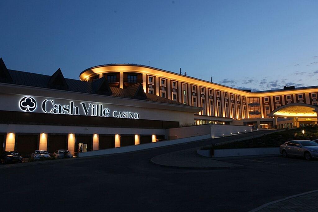 Казино Cashville, Курорт Боровое, отель Rixos*****