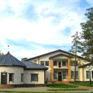 Зона отдыха Учебный центр «KEGOC-Сервис» Боровое АО «Энергоинформ»