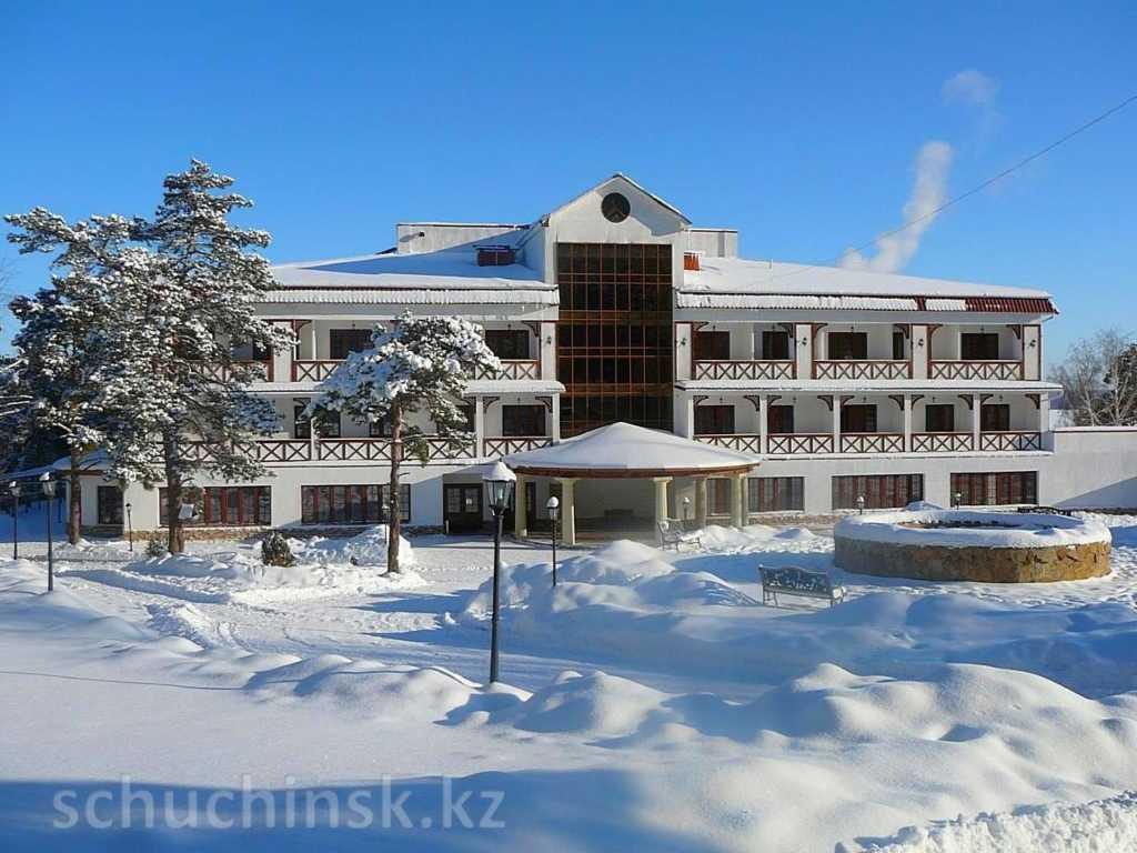 Щучинск парк-отель «Кокшетау» «Park Hotel Kokshetau»