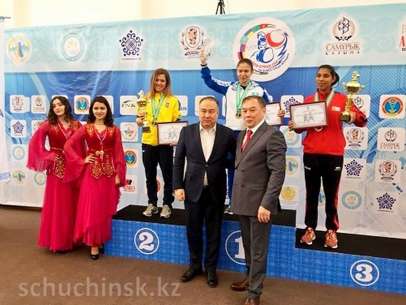 В Щучинске разыгран кубок СНГ по боксу среди женщин