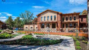 Бутик-отель«Rufus Lodge» Боровое