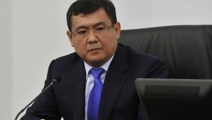 Задержан вице-министр энергетики Садибеков