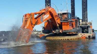 7,5 млрд тенге было выделено на очистку озера Карасу