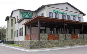Отель «Кокшебель» Боровое