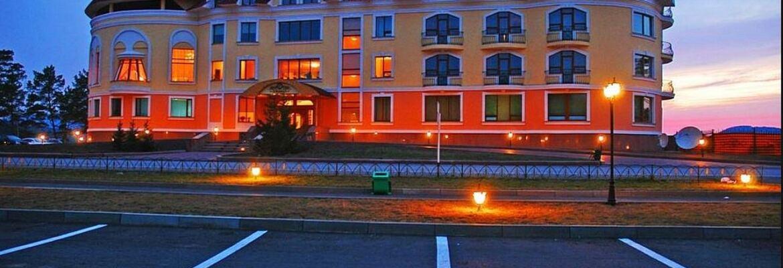 Боровое отель Инсар
