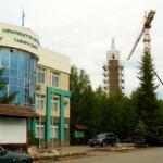 Боровое строительство мечети
