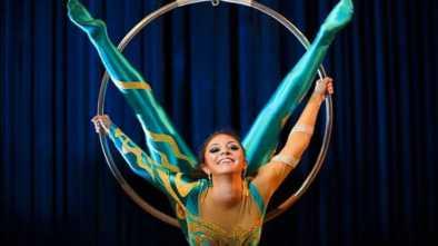 Цирк в Щучинске