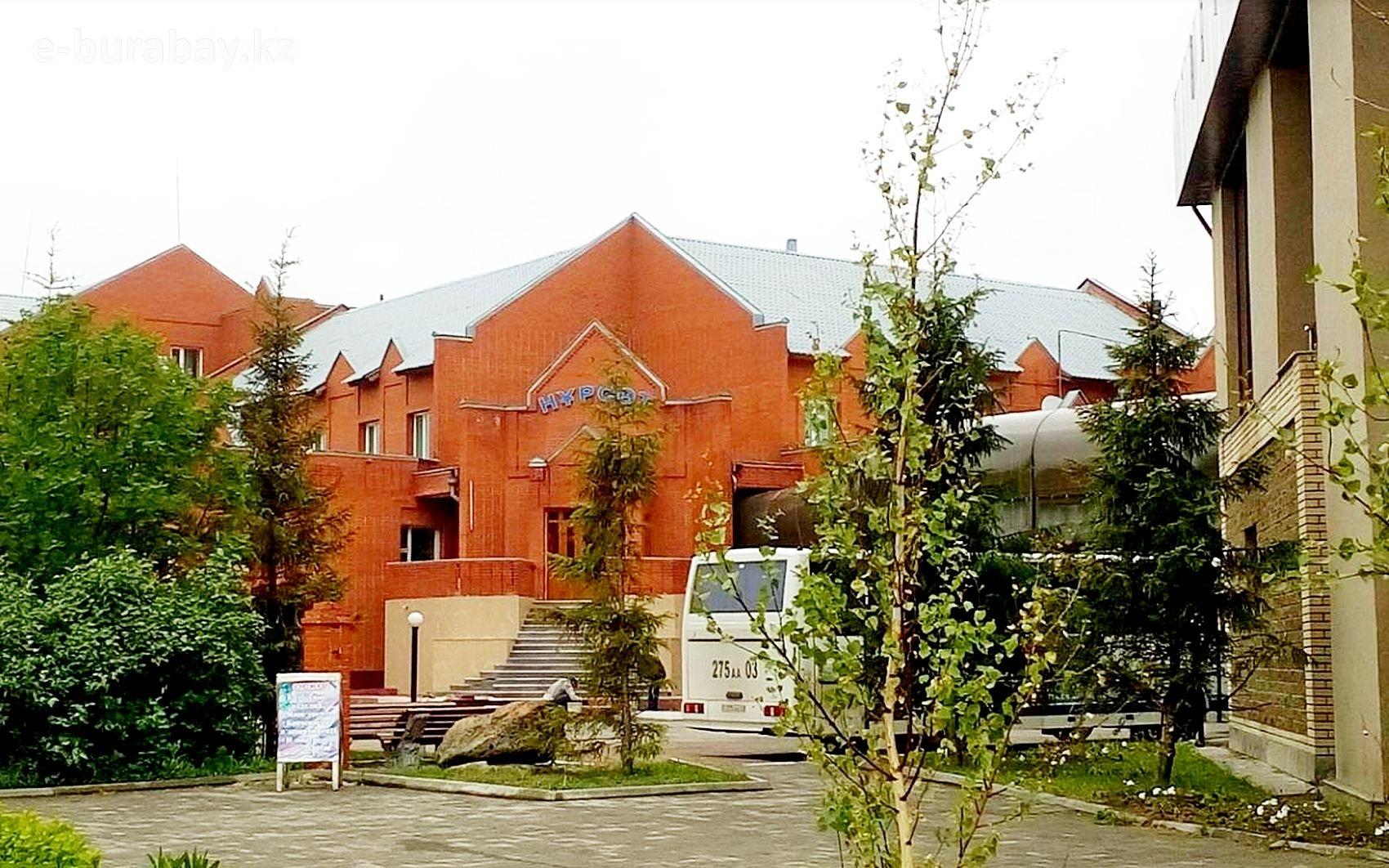 Отель «Нурсат» Боровое, Бурабай, Казахстан Боровое, отдых в Боровом, отель в Боровом