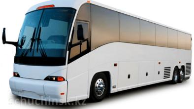 Расписание движения автобусов с автовокзала г. Щучинск