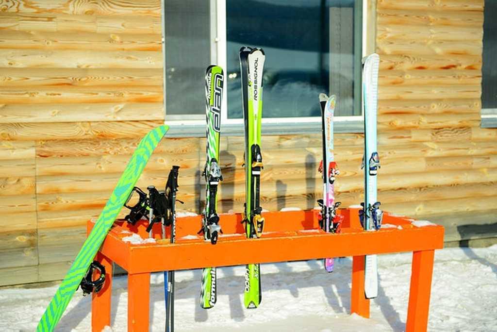 Прейскурант цен на услуги горнолыжного комплекса «Нуртау»