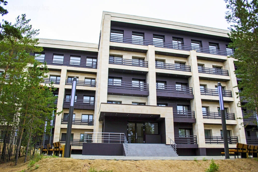 Отель«Парк Хаус Боровое» (Отель «Park House Kokshetau». Бурабай)
