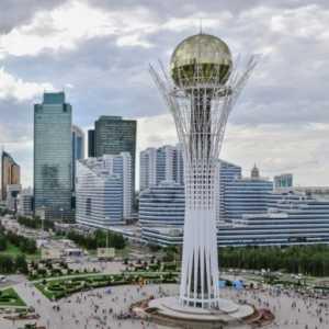 В Минюсте объяснили процедуру переименования Астаны