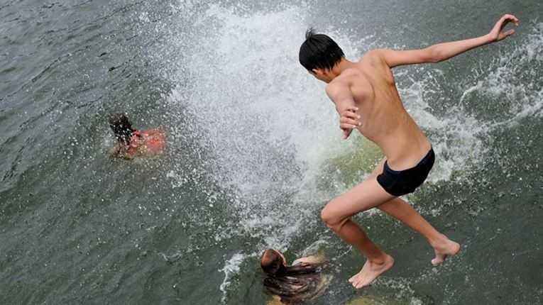 На озере Большое Чебачье, курорта Бурабай утонул подросток из Тараза