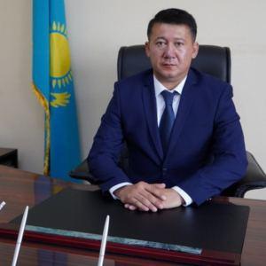 Аким Бурабайского района Муздыбаев Асет