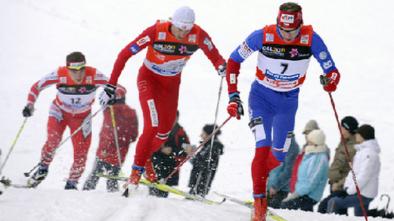 Чемпионат республики Казахстан по лыжным гонкам 2020