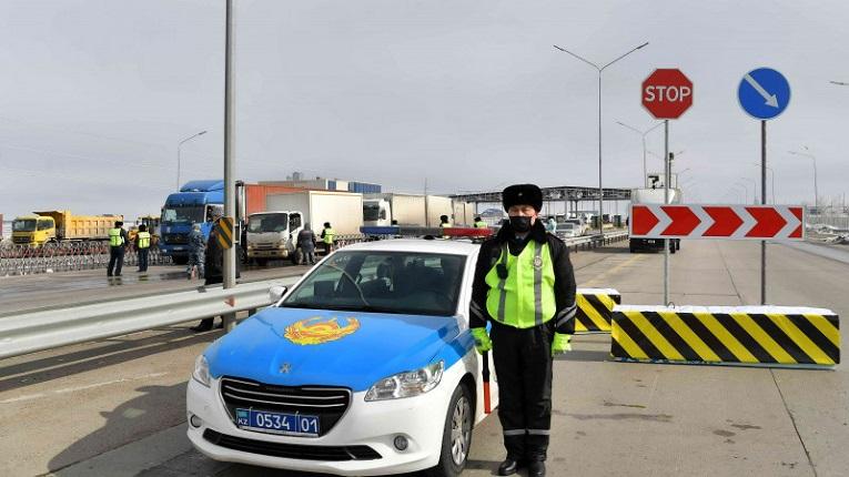 31 марта, Акмолинскую область закроют на карантин