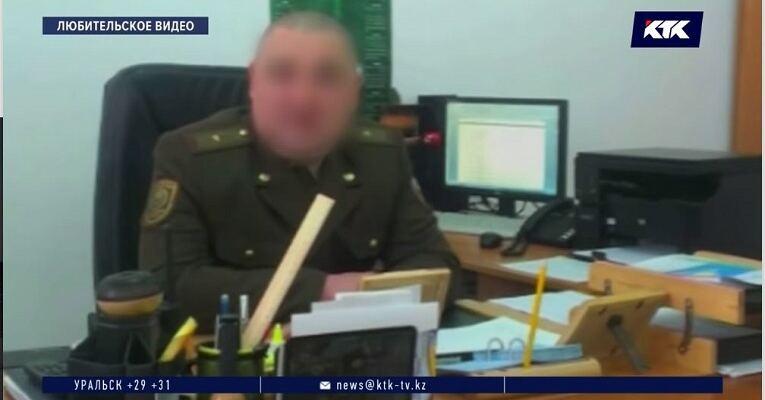 На въезде в Щучинск высокопоставленный полицейский сбил насмерть человека и уехал
