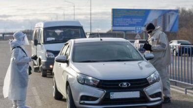 В Акмолинской области намерены вернуть блокпосты, чтобы ограничить перемещение людей как между соседними областями, так и внутри самого региона