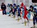 В Щучинске стартовал чемпионат Казахстана по лыжным гонкам