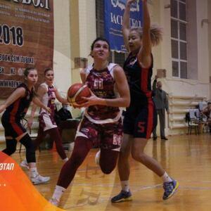 В Щучинске прошли первые матчи группового этапа Кубка Казахстана по баскетболу среди женских команд 2020